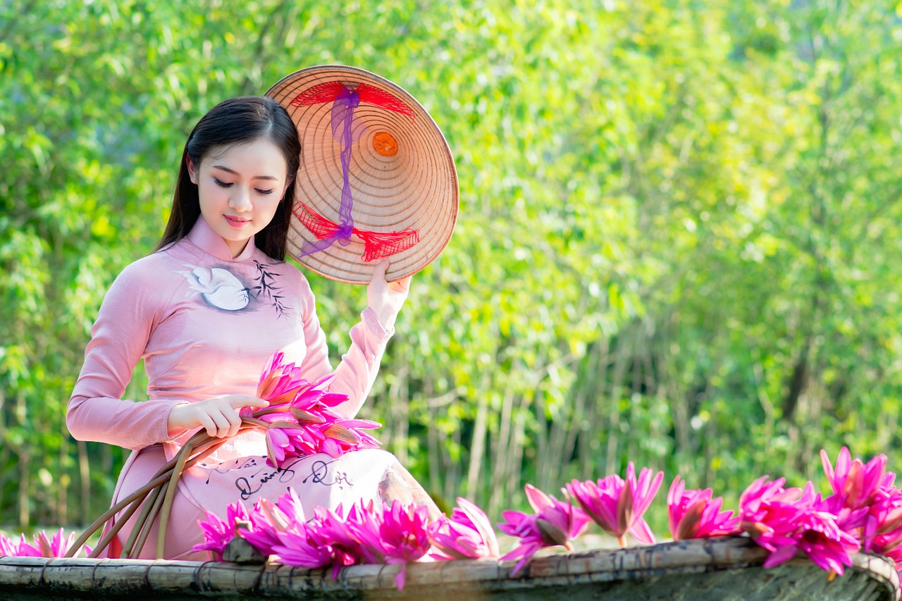 tender Thailand girl