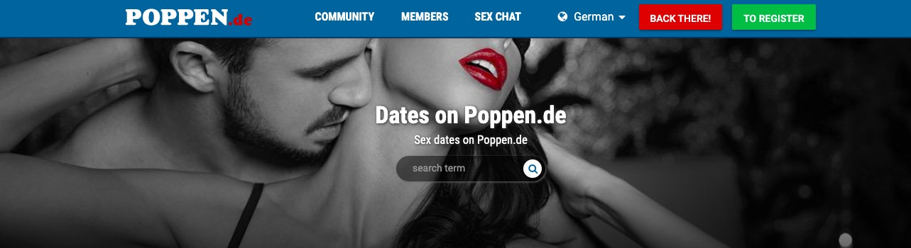 Poppen main page