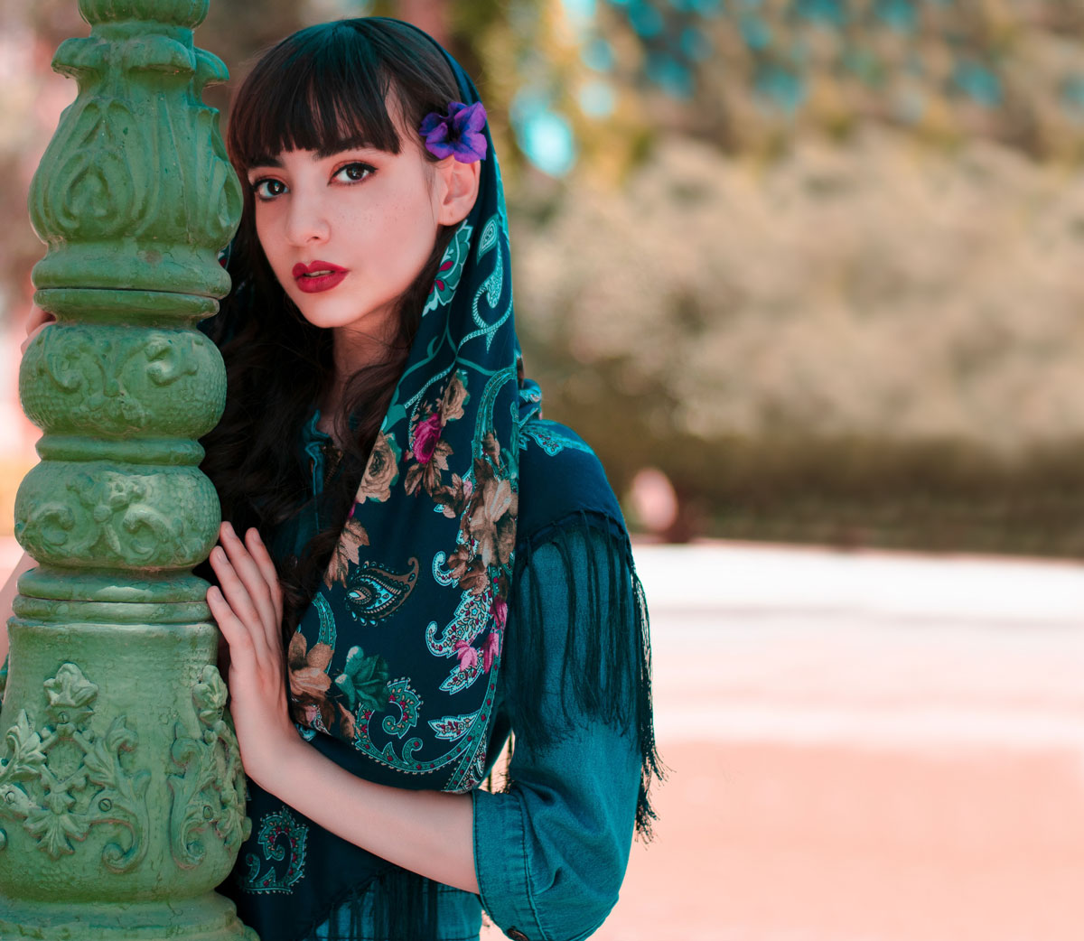 amazing Tunisia muslim girl